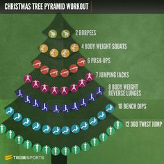 The Christmas Tree Workout