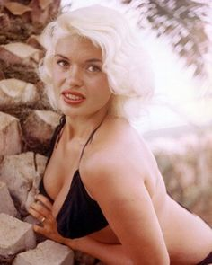 Jane Mansfield was also known for her well-publicized personal life and publicity stunts, such as wardrobe malfunctions. She was one of Hollywood's original blonde bombshells, and, although many people have never seen her movies, Mansfield remains one of the most recognizable icons of 1950s celebrity culture.