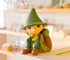 Snufkin from the Moomintroll books by Tove Jansson