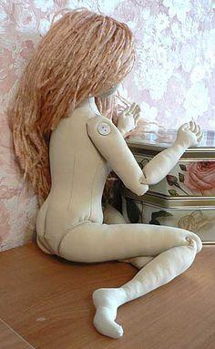 Шьем куклу Стрекоза