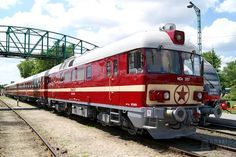 MDa 3017, a piroska Rail Train, Speed Training, Commercial Vehicle, Locomotive, Old And New, Hungary, Budapest, Automobile, Around The Worlds
