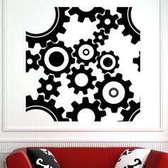 Icon Wall Stickers $35 Credit Giveaway! - Dream a Little Bigger