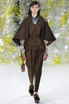 Delpozo Fall 2016 Ready-to-Wear Fashion Show - Sasha Dmitrieva