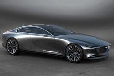 Mazda Vision Coupe Concept (2017): Vorstellung