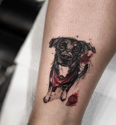 . Hunde sind nicht einfach nur Haustiere, sie sind kleine Persönlichkeiten, Freunde, die Retter unserer Seelen Hunde gehören zu den beliebtesten Haustieren der Welt. Sie zählen bereits seit tausenden von Jahren zu den besten Freunden und Begleitern des Menschen. Auch als Tätowierung sind Hunde u…