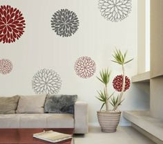 Vous pouvez en mettre sur les murs vides, ou sur un meuble qui a besoin d'un petit coup de jeune. Avec les stickers tout est possible. Il est facile à se les procurer, c'est simple à poser, pas très cher et à l'effet déco garanti.  Dans cet article nous vous proposons une sélection de 20 photos de stickers muraux