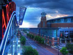Arena District Columbus Ohio