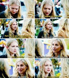 My favourite scene! <3 Ouat Ingrid and Emma