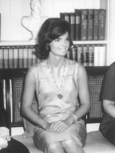 "the13thraven: Rest In Peace Jacqueline Kennedy Onassis July 28th 1929~May 19th 1994Her final words were to Caroline and John: ""Don't cry for me. I'm going to be with your father now."""
