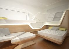#architecture : Zaha Hadid designs apartment for Ronald McDonald charity house