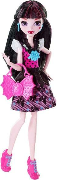 Welcome to monster high - draculaura