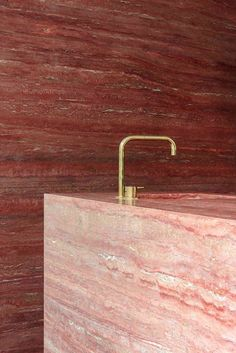 Home Interior Farmhouse red travertine kitchen by Arjaan De Feyter.Home Interior Farmhouse red travertine kitchen by Arjaan De Feyter Home Interior, Kitchen Interior, Interior Architecture, Interior Decorating, Interior Paint, Bathroom Interior, Modern Kitchen Design, Modern Interior Design, Interior Colors