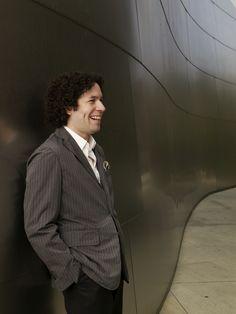 Gustavo Dudamel, Music Director, Los Angeles Philharmonic