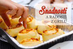 Grilovaná příloha na pět způsobů - Kuchařka pro dceru Pineapple, Grilling, Cheese, Fruit, Cooking, Food, Daughter, Kitchen, Pine Apple