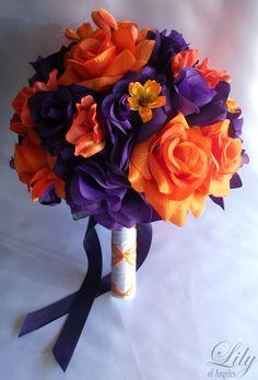 orange and purpleflowers for wedding | http://lilyofangeles.com/OrangePurple/DSCF8525Logo500.jpg
