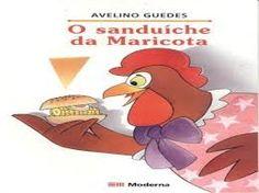 Resultado de imagem para o sanduiche da maricota personagens