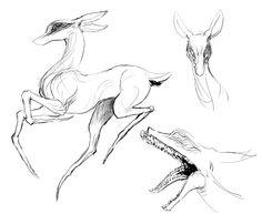 hell deer thing idk