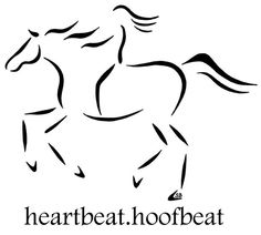 calligram poem about horses - Google Search