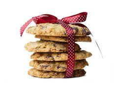 Křupavé ovesné cookies   Recept na Magdalenka.cz Food, Cookies, Crack Crackers, Essen, Biscuits, Meals, Cookie Recipes, Yemek, Cookie