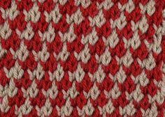 This week we present you with the beautiful Bubble Tweed stitch! Mosaic Knitting, Knitting Stiches, Knitting Videos, Crochet Stitches Patterns, Knitting Charts, Lace Knitting, Knitting Patterns Free, Stitch Patterns, Knit Crochet