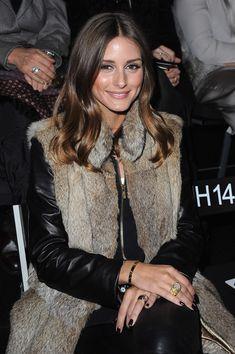 Olivia Palermo Photos: Giorgio Armani Prive: Front Row - Paris Fashion Week Haute Couture S/S 2012