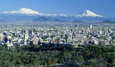 Santiago De Chile | Santiago de Chile, una ciudad entre montañas [fotos]