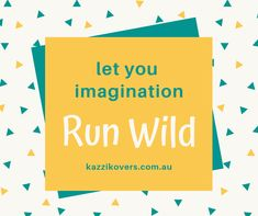 Let your imagination run WILD! Jewellery Boxes, Empowering Quotes, Brighten Your Day, Bag Storage, Imagination, Positivity, Let It Be, Fantasy, Empowerment Quotes