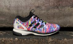 "adidas Originals ZX Flux NPS ""Multicolor"""