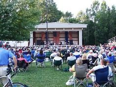 Dekalb County Outdoor Theater Located In Auburn