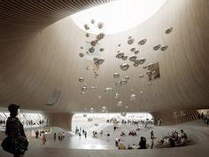 Mira las 1.715 propuestas del concurso para el nuevo Museo Guggenheim de Helsinki,GH-8156842269. Imagen Cortesía de Malcolm Reading Consultants