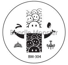 Bundle Monster Nails Preview - BM-304