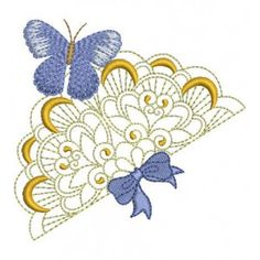 Flabellum Combo | Machine Embroidery Designs