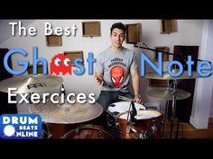 2 Amazing Beginner Drum Fills - Beginner Drum Lesson | Drum Beats Online - YouTube