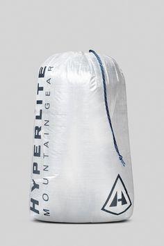 "HYPERLITE MOUNTAIN GEAR X-Large DCF8 Stuff Sack – 12"" x 17"" 14g"