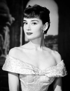 Audrey Hepburn Forever - Audrey in a promotional photograph for 'Roman...