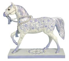 Trail of Painted Ponies Christmas CRYSTAL PONY