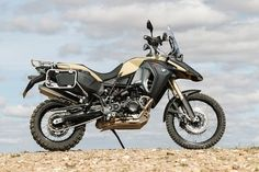 BMW releases the F800GS Adventure. Great write up over at Expedition Portal.