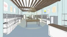 <p>The Fillery is a concept for a new packaging-free, zero waste grocery store.</p>