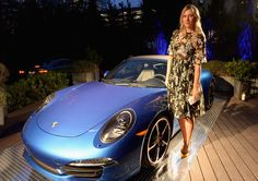 Haute Living Cover Release Party With Tennis Sensation Maria Sharapova : Maria Sharapova attends the Haute Living Cover Release Party With International Tennis Sensation Maria Sharapova And Porsche at SLS Miami on March 24, 2015 in Miami, Florida.