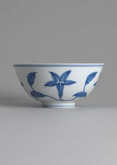 Ming dynasty, China, Chenghua mark and of the period. 1465-1487