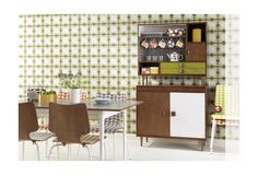 Orla Kiely kitchen ... yes please