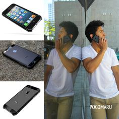 you can barely see it. #aluminium #aluminiumbumpercase #aluminiumapplecase #bestiphonecase #bestiphonebumper #defender