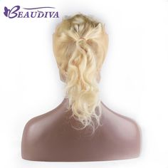 Human Hair Weaves Hair Extensions & Wigs Expressive Beaudiva Hair Ocean Wave 4pcs Peruvian Hair Weave Bundles 100% Human Hair Extensions Free Shipping