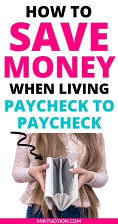 How to budget when you're living paycheck to paycheck. Here's how to follow the budget by paycheck method to help you get your money under control. This budget method is perfect for beginners who want to stop living paycheck to paycheck. Use this budget by paycheck printable to help you make a monthly budget. Paycheck budgeting can be a great way to prevent overspending and pay off debt. Life On A Budget, Paying Off Student Loans, Debt Free Living, Down Payment, Monthly Budget, Create A Budget, Frugal Living Tips, Debt Payoff, Love Your Life