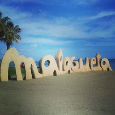 Playa de La Malagueta in Málaga, Andalucía