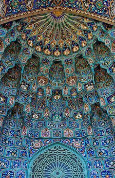 Saint Petersburg Mosque, Russia