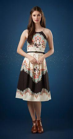 Vestido Midi Virgem I
