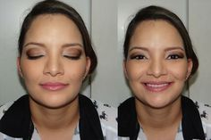 Maquiagem para convite de formatura - Priscila