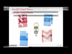 Google Apps Overview Video