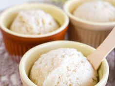 マクロビ☆メープル豆乳アイスクリームの画像
